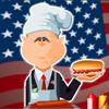Буш продавец хот-догов