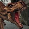 Тиранозавр Рекс в Нью Йорке