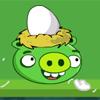 Сердитая Свинья Украла Яйца