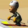 Лыжный Симулятор Картун