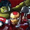 Команда Супер Героев Лего