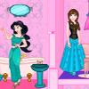 Замок Принцессы - Кукольный Дом