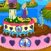 Торт Принцессы Рапунцель
