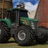 Парковка Трактора в 3Д