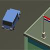 Парковка в Стиле Майнкрафт