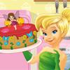 Тинкербелл готовит Волшебный Торт