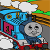 Паровозик Томас: Раскраска