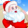 Санта в СПА Салоне