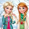 Зимние Тренды Эльзы и Аниелы