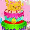 Торт ко Дню Рождения Щенка