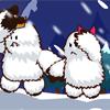 Малыш Снежный Монстр