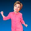 Танцующая Хиллари