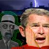 3Д Пэкмен в Белом Доме