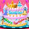 Торт ко Дню Рождения Принцессы