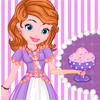 Розовое Мороженное для Софии