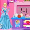 Кухня для Кукол Принцесс
