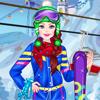 Тинейджер на Лыжах