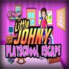 Маленький Джони 2- Детский сад побег