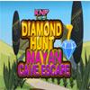 Алмазный Hunt 7 майя Cave Escape