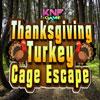 Благодарения Турции Кейдж побег