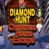 Алмазное Hunt 10 Рождественский дом Escape