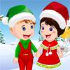 Детский Наряд к Рождеству