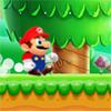 Бег Супер Марио