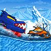Машины Едят Машин: Зимние Приключения