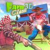 Столкновение на Ферме 3Д