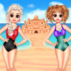 Песочный Замок Принцесс