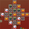 Хэллоуинский Три в Ряд