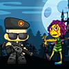 Стрелок по Зомби 2Д