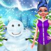 Рождество Эммы и Снеговика