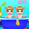 Забота о Новорожденных Двойняшках