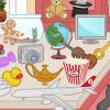 Грязная Кухня: Скрытые Предметы