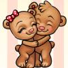 Любовь Мишек Тедди
