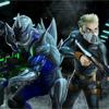 Команда для Атаки Инопланетян