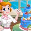 Летний Торт Мороженное