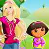 Барби и Даша
