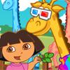 Забота Даши о Жирафе