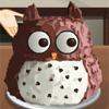Кулинарный Мастер Класс от Сары: Торт в Виде Совы