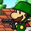 Марио против Зомби - Оборона