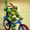 Велосипед Ниндзя Черепашек