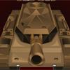 Стремительное Движение Военного Танка
