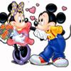 Микки и Минни: Вращающиеся Пазлы