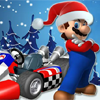 Рождественский Карт Марио