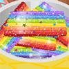 Радужное Сахарное Печенье