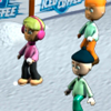 Борьба на Лыжном Спуске