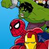 Супер Перри и Альянс Марвел