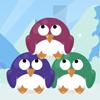 Цветные Пингвины